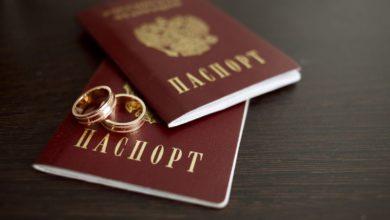 документы для вступления в брак