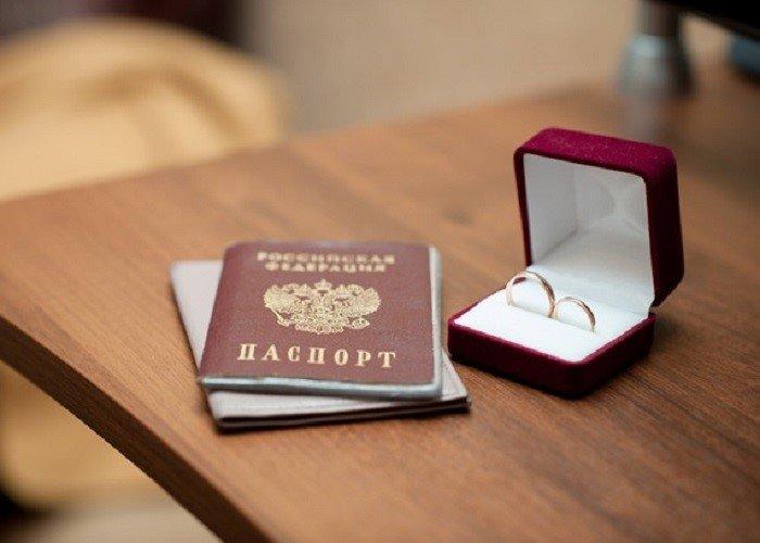 паспорт после замужества
