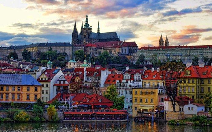 типы виз в Чехию