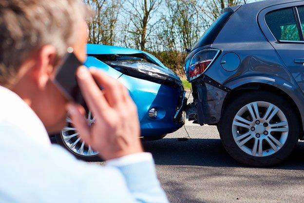 действия при аварии