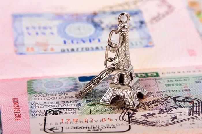 виды виз во Францию