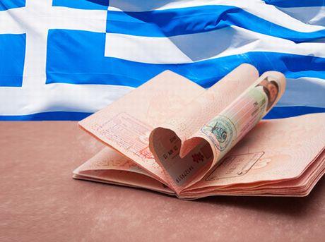 виды виз в Грецию