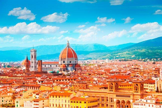 как подать документы на визу в Италию