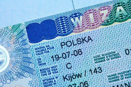виды польской визы