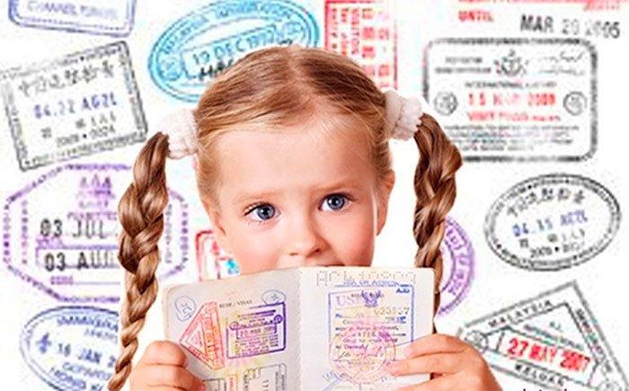 список документов для загранпаспорта ребенка
