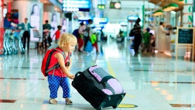 документы для ребенка при поездке за границу