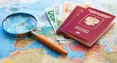 Документы для оформления шенгенской визы в 2018 году