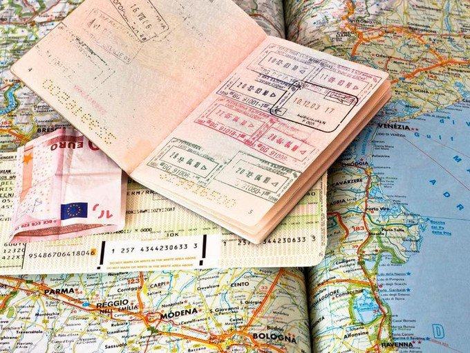 Документы для поездки за границу