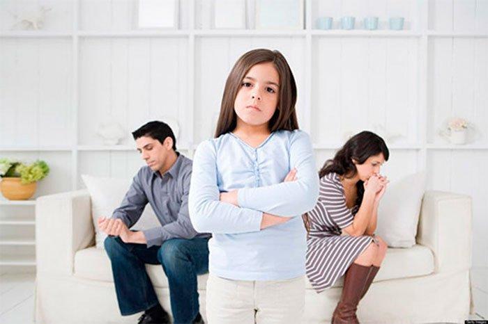 документы для развода с детьми