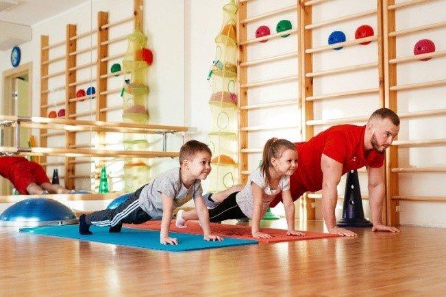 справка для спортивной секции в детский сад