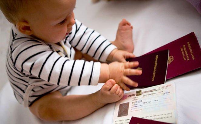 Документы для подтверждения гражданства ребенку