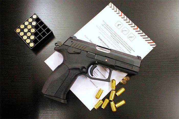 штраф за отсутствие лицензии на пистолет