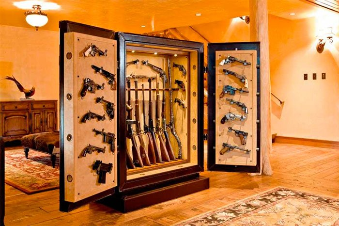 требования к хранению оружия