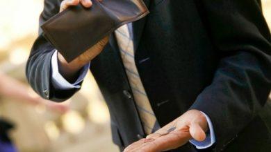 документы для признания банкротом