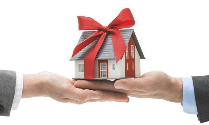 процесс дарения и обмена квартирами