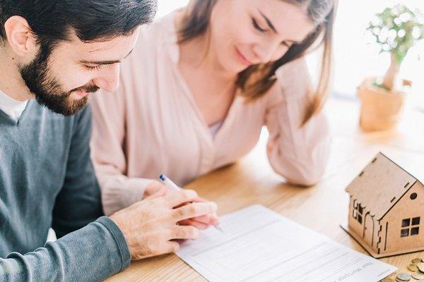 Договор между супругами
